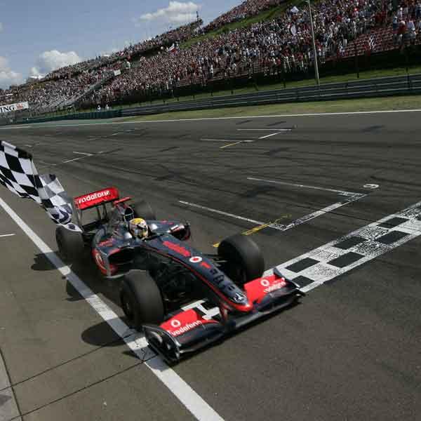 McClaren F1 Mercedes