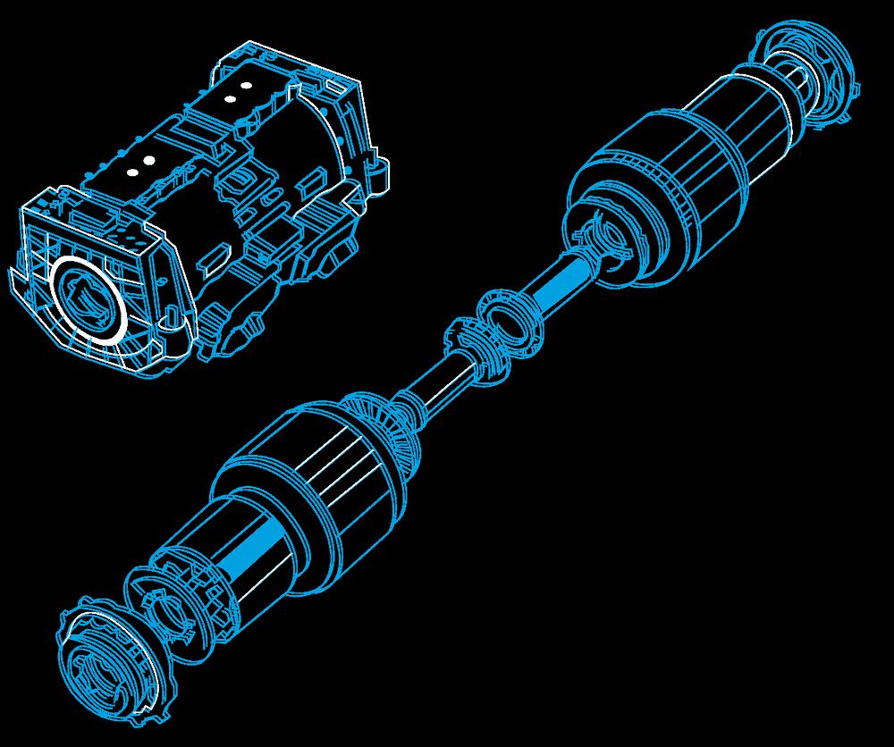 Audi R8 Etron Configuration