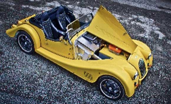 Morgan Plus EV