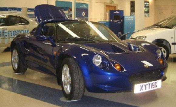 Proto Lotus EV