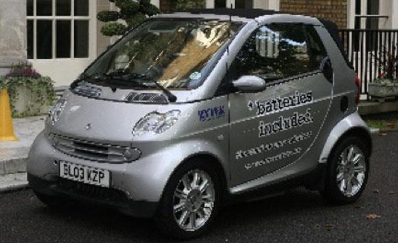 Proto Smart EV