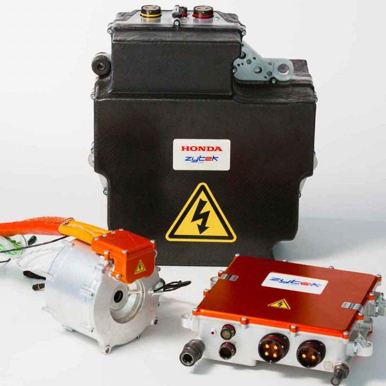 Zytek Energy Recovery System