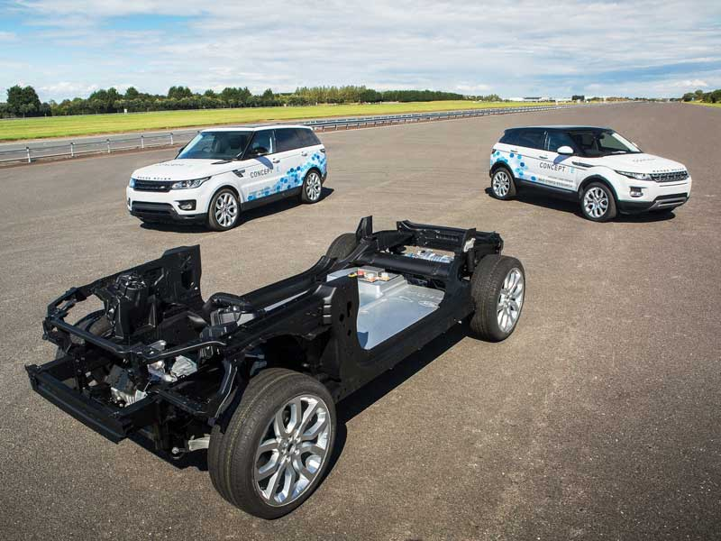 Hybrid for Road